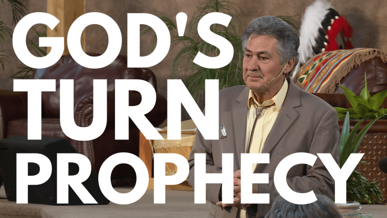 God's Turn Prophecy - Mel Bond