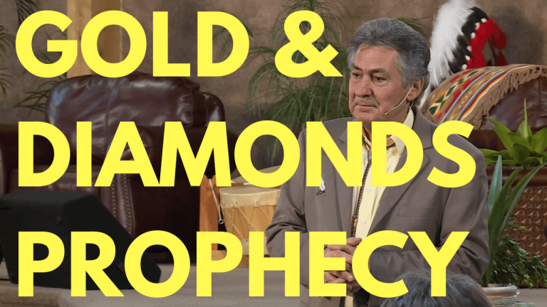 Gold And Diamonds Prophecy - Mel Bond.