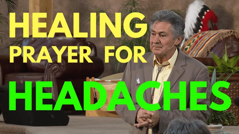 Healing Prayer For Headaches - Mel Bond