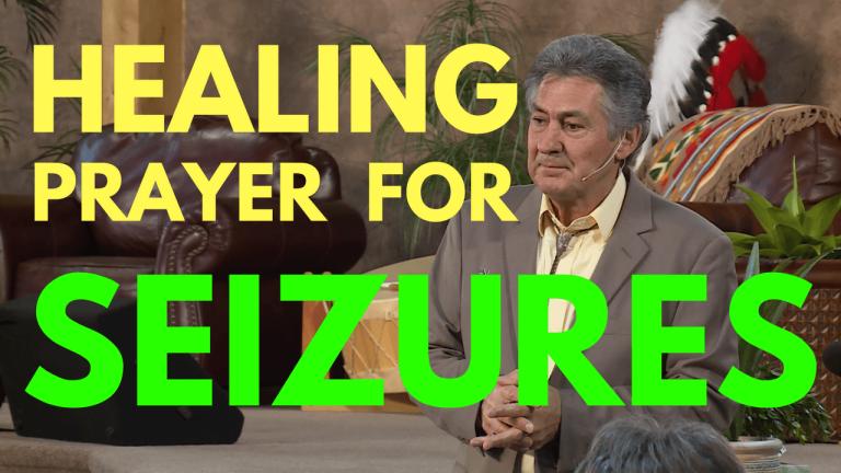 Healing Prayer For Seizures - Mel Bond
