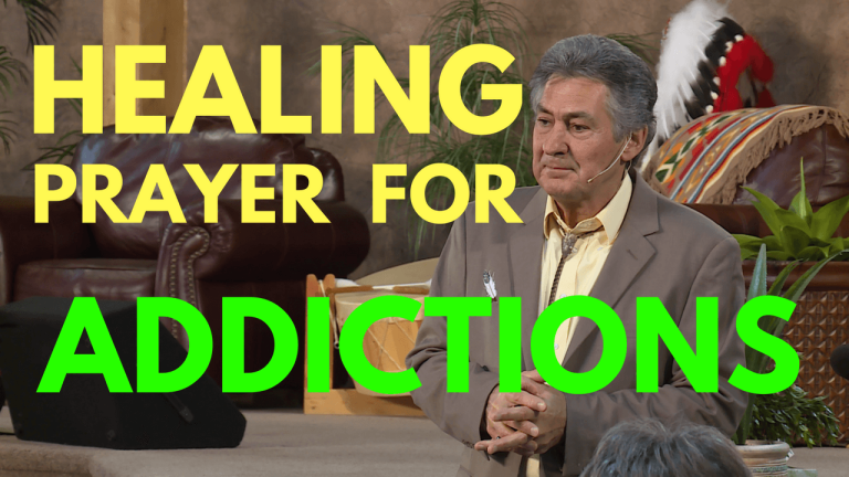 Healing Prayer For Addictions - Mel Bond