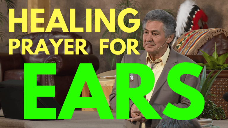 Healing Prayer For Ears - Mel Bond