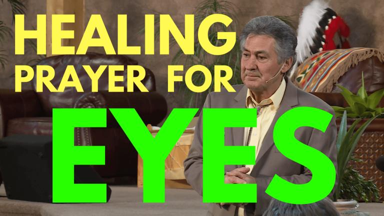 Healing Prayer For Eyes - Mel Bond