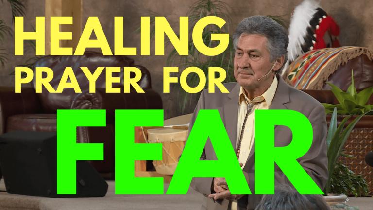 Healing Prayer For Fear - Mel Bond