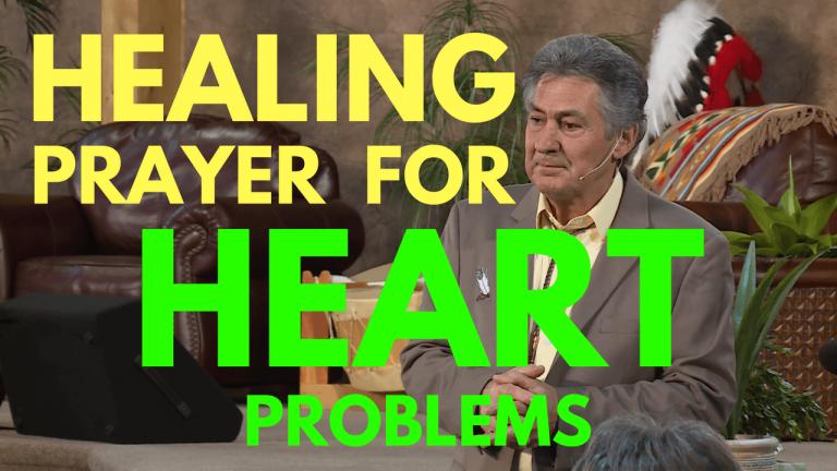 Healing Prayer For Heart Problems - Mel Bond.