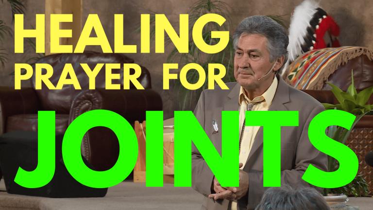 Healing Prayer For Joints - Mel Bond