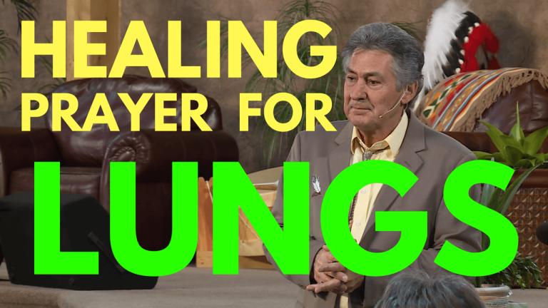 Healing Prayer For Lungs - Mel Bond.