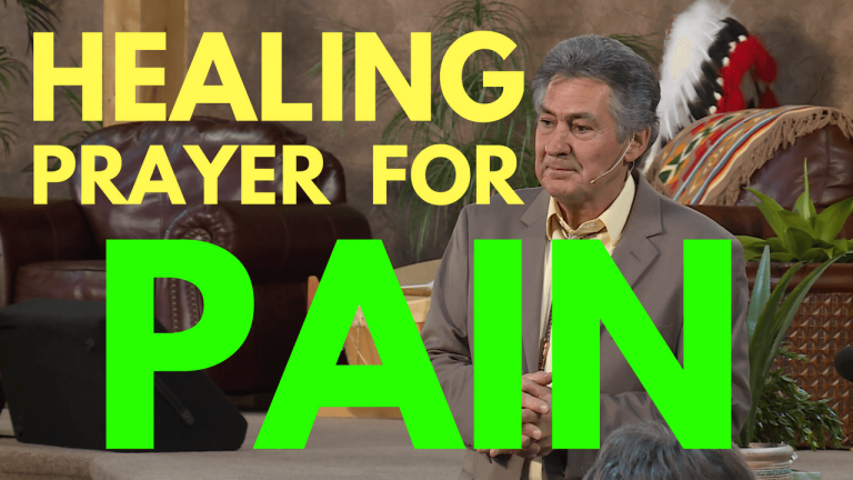Healing Prayer For Pain - Mel Bond.