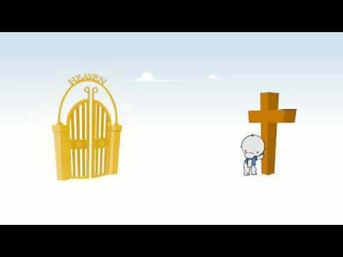 Heaven's Gate - Christian Cartoon / Animation.