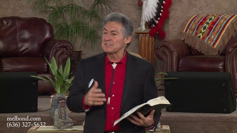 Mel Bond - Confidence In God's Word - Christian Video.