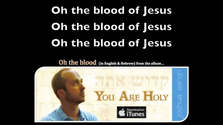 Oh The Blood Of Jesus - Joshua Aaron - Christian Worship Music