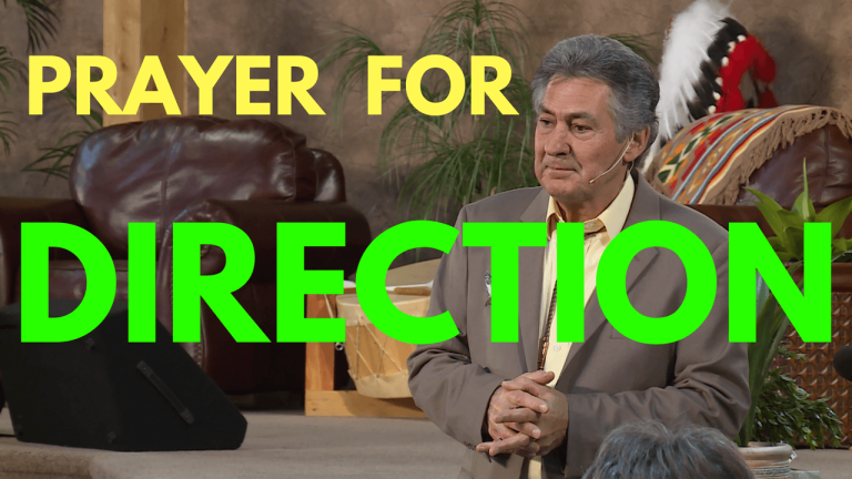 Prayer For Direction - Mel Bond.