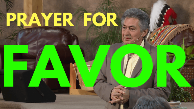 Prayer For Favor - Mel Bond