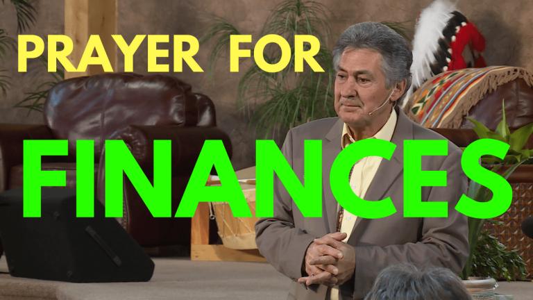 Prayer For Finances - Mel Bond.