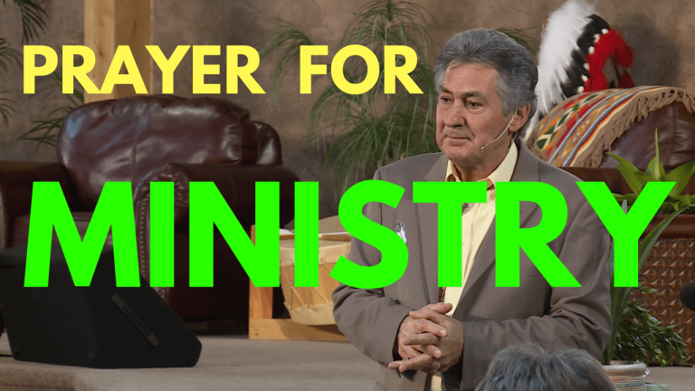 Prayer For Ministry - Mel Bond.