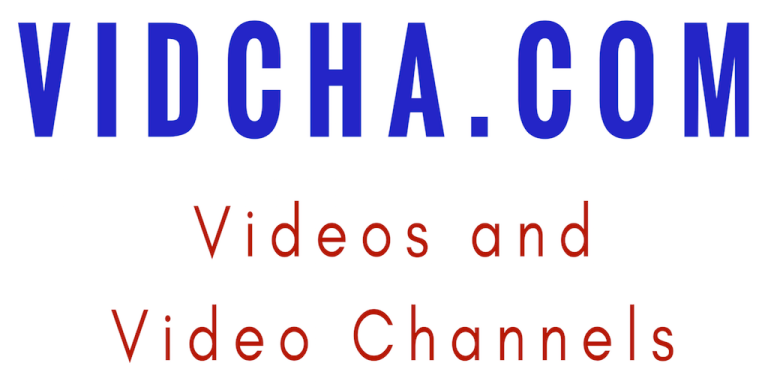 Vidcha.com - Videos and Video Channels.