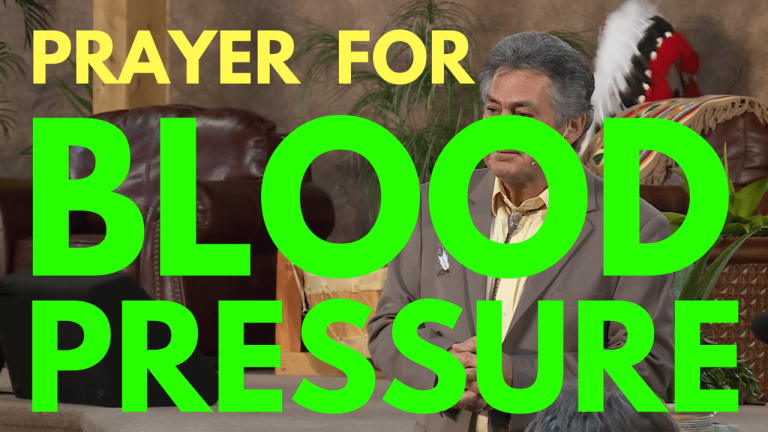 Healing Prayer For High Blood Pressure - Mel Bond
