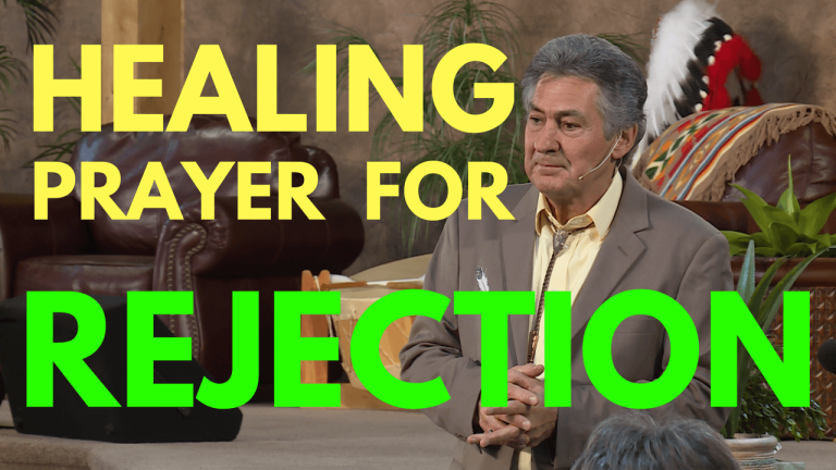 Healing Prayer For Rejection - Mel Bond