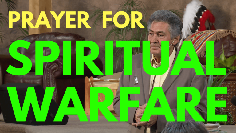 Prayer For Spiritual Warfare - Mel Bond