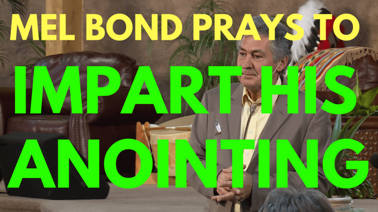 Mel Bond Prays To Impart His Anointing To You