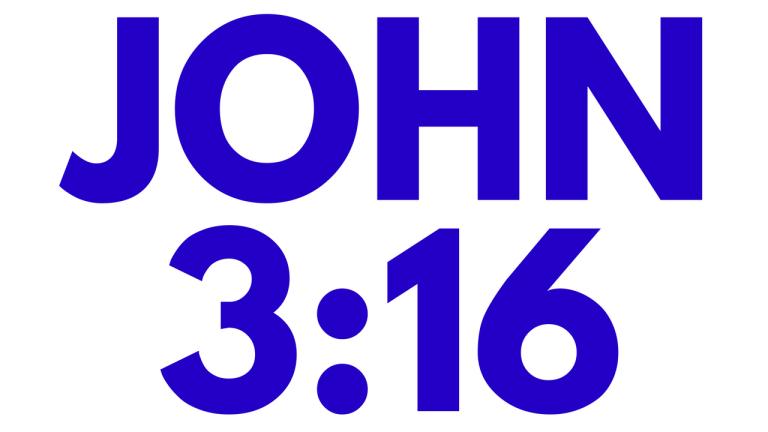 John 3:16 Bible Verse Video (KJV)