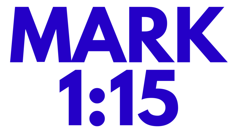 Mark 1:15 - Bible Verse Video -KJV