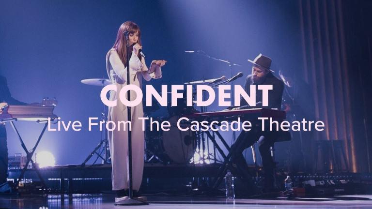 Confident (LIVE) - Steffany Gretzinger & Bobby Strand