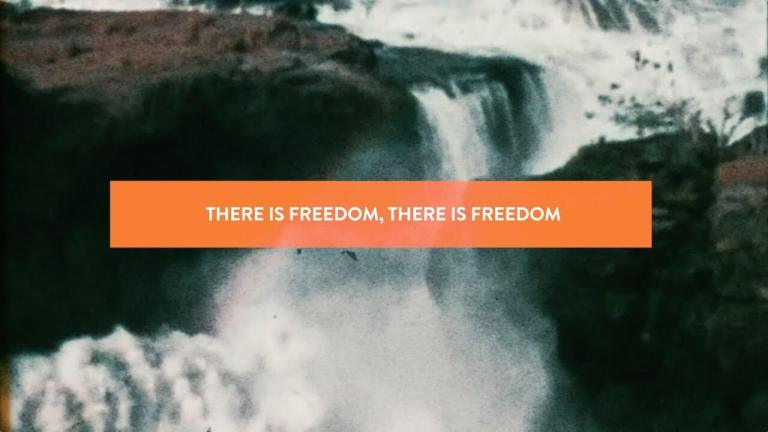 Freedom - Jesus Culture - Kim Walker-Smith - Official Lyric Video