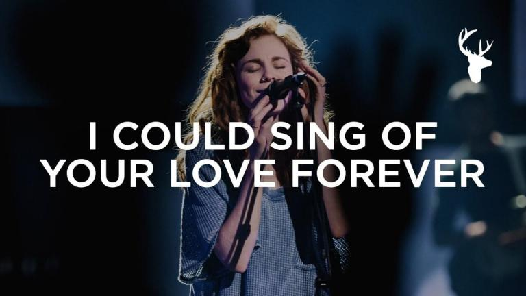 I Could Sing Of Your Love Forever - Steffany Gretzinger - Bethel Music Worship