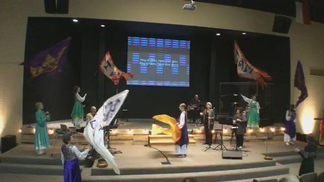 Kingsley Walker - Worship and Church Service 3/10/2019