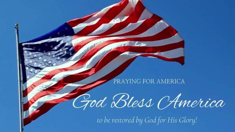 Praying For America!