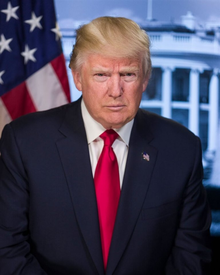 President Donald J. Trump - Official White House Photo